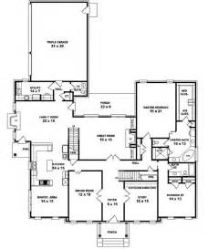 5 bedroom house plans 1 653902 two 5 bedroom 4 5 bath traditional colonial style house plan house plans