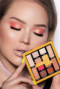 Lemonade Craze Eyeshadow Palette Makeup Maybelline