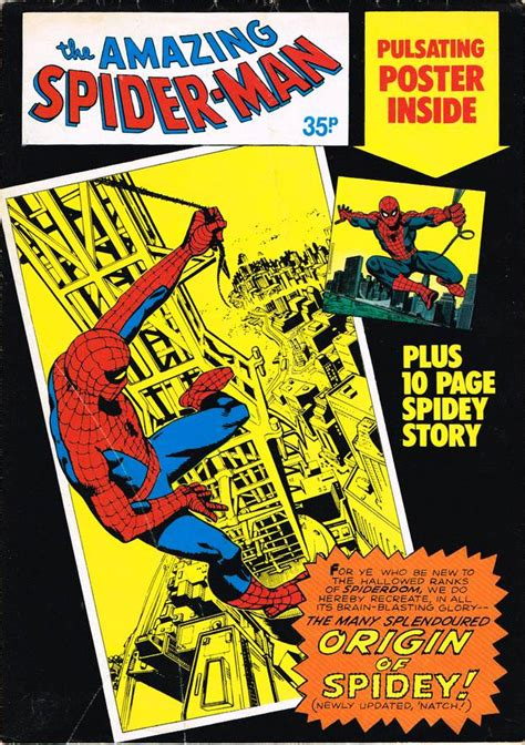 Marvel Poster Magazines [in Comics & Books > Marvel ...