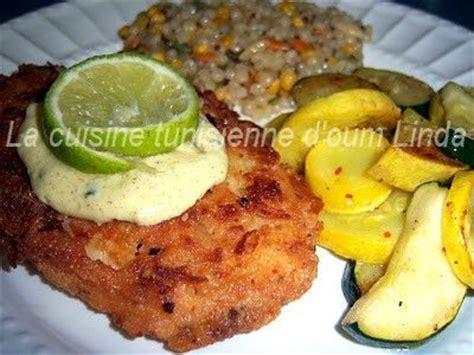 cuisine tunisienne poisson poisson pané aux épices la cuisine tunisienne d 39 oum