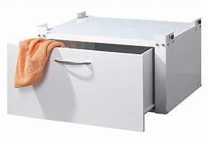 Unterbau Waschmaschine Mit Trockner : waschmaschinen untergestell mit schublade kaufen otto ~ Michelbontemps.com Haus und Dekorationen
