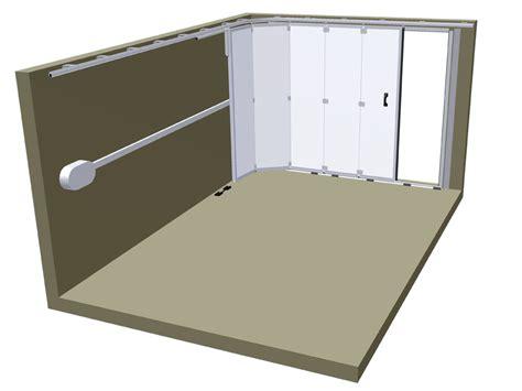 porte de garage sectionnelle lat 233 rale soprofen portes de garage sur mesure