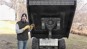 Skid Pro Skid Steer Hd Brush Mower Product Feature