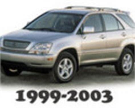 where to buy car manuals 2001 lexus rx electronic throttle control lexus rx 300 1999 2000 2001 2002 2003 mechanical factory repair manual