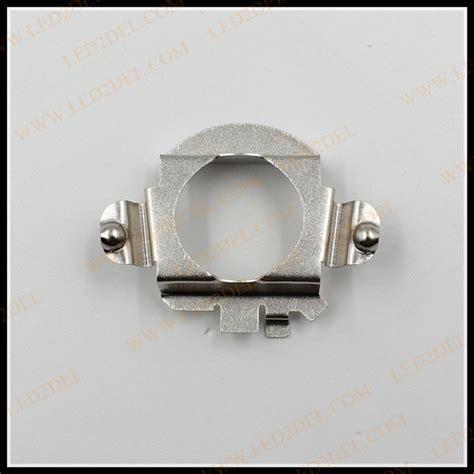 mercedes h7 led car headlight socket l holder