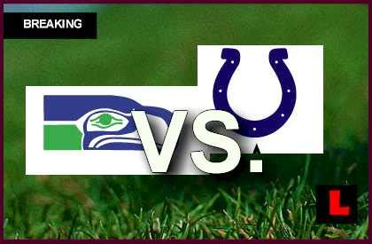 seahawks  colts  delano howell scores  yard td