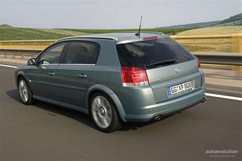 Opel Signum 2005 2006 2007 2008 Autoevolution