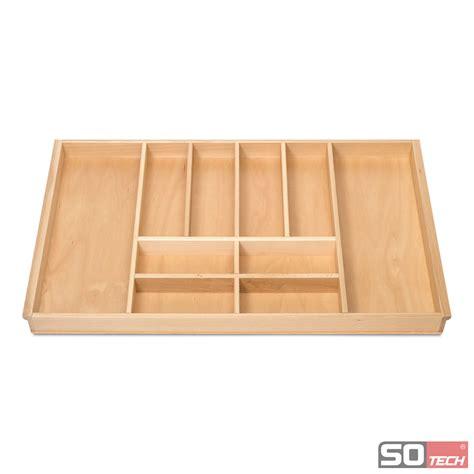 orga box 174 iii holz besteckeinsatz 90 cm buche schubladeneinsatz u a f 252 r nobilia ebay