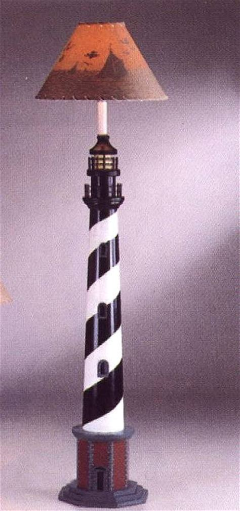 Lighthouse And Nautical Ship's Lantern Lamps