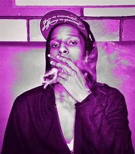 Purple SWAG A$AP | SWAG | Pinterest | Rap, Asap rocky and ...