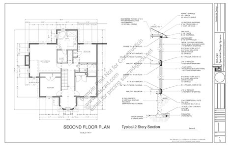 home construction floor plans h212 country 2 porch house plan blueprints