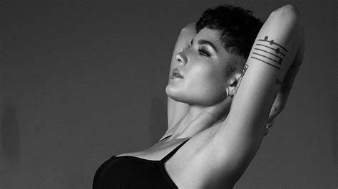 """Halsey Returns With Her New Single """"without Me"""" Capitol"""