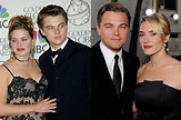 Leonardo DiCaprio and Kate Winslet: their sweetest moments ...