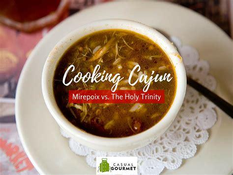mirepoix cuisine learning cajun cooking mirepoix vs the