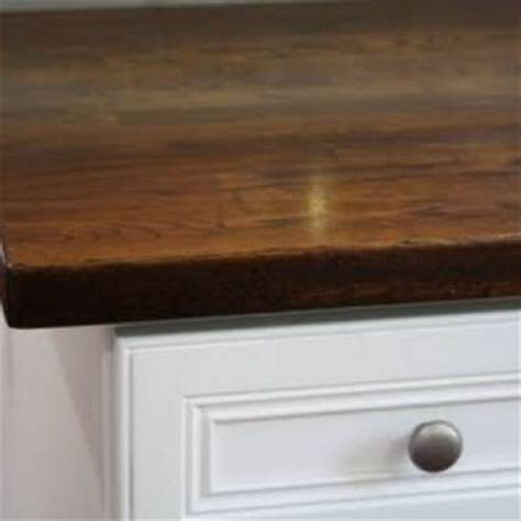 Staining Butcher Block Countertops by Tips On How To Install Stain Butcher Block Countertops