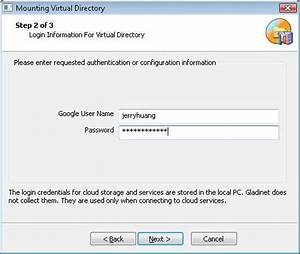gladinet map google docs as a virtual drive With google docs windows explorer