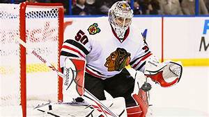 Love Wallpaper: corey crawford 2009
