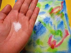 Malen Mit Wasserfarben : wasserfarben folientechnik kreis projekt farben kindergarten wasserfarben und farben ~ Orissabook.com Haus und Dekorationen