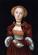 Magdalena of Saxony, Margravine (Elector Princess) of ...