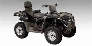 2004 Bombardier Quest Traxter Ds650 Outlander Rally Atv Service Rep