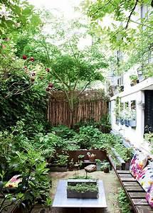Cour De Maison : cour de jardin marie claire ~ Melissatoandfro.com Idées de Décoration