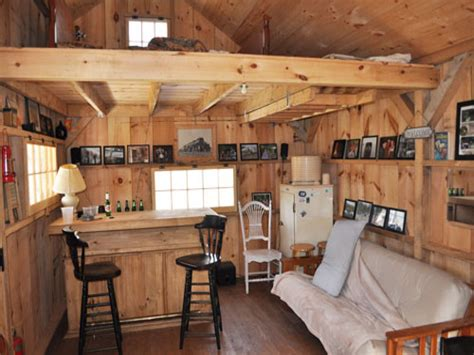Interior Small Cabin with Loft Kits Small Cabins with