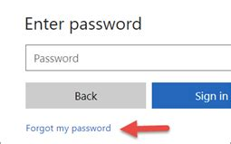 Office 365 Outlook Password Reset by Admins Reset Office 365 Business Passwords Office 365