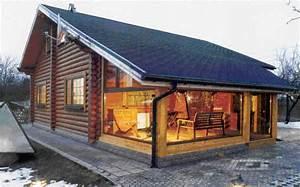 Blockhäuser Aus Polen : holzhaus rundbohlenhaus 20 25cm massivholzhaus blockhaus rundbalkenhaus ~ Whattoseeinmadrid.com Haus und Dekorationen