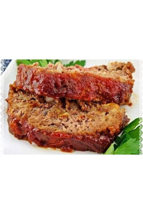moms   brown sugar meatloaf