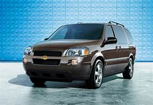2008 Chevrolet Uplander - Overview