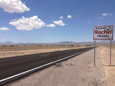 Rachel, Nevada Wikipedia