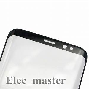 For Samsung Galaxy S9 S9 Plus Original Front Glass Lens
