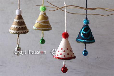 foil relief christmas tree diy tutorial craft passion