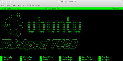 fortysomething geek pimp  personalize  terminal prompt