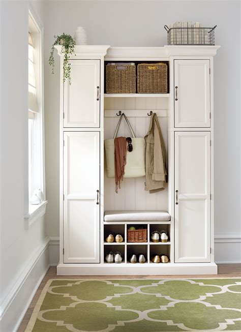 Hallway Organization And Entryway Furniture Collection by Create Storage Space Where There Isn T Any This All In