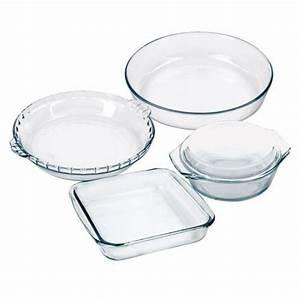 Vaisselle En Verre : pyrex bakeware haute vaisselle en verre de borosilicate bo te en verre nourriture r cipient ~ Teatrodelosmanantiales.com Idées de Décoration