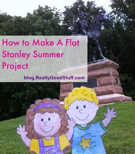 flat stanley  good teachers blog