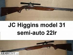 Auto 31 : armslist for sale jc higgins model 31 with working retractable sling 22 semi auto rifle ~ Gottalentnigeria.com Avis de Voitures