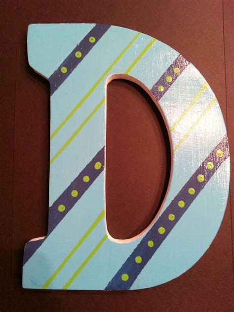 painted wooden letters 86 best images about wood letters crafts on
