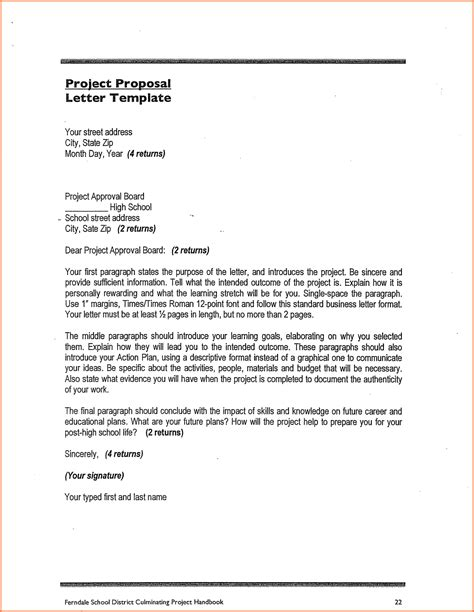 proposal   project project proposal