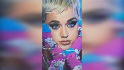 Katy Perry Instagram Stories October 4, 2017