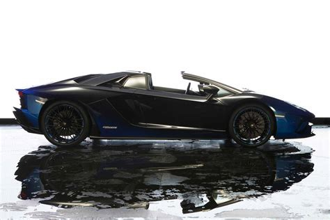 Roadster From Japan by This Is The Lamborghini Aventador S Roadster 50th
