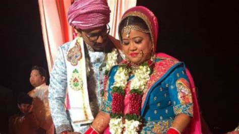 Bharti Singh and Haarsh Limbachiyaa: Their love story in ...