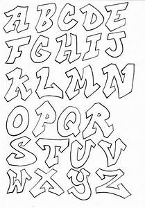 Cool Ways To Draw Letters Of The Alphabet - Sample Letter ...