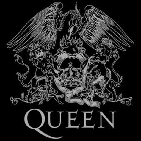 Queen Logo Coaster