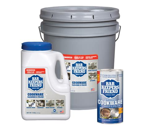institutional cleaning products bar keepers friend