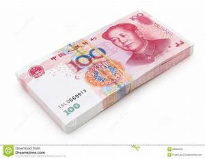 Stack Of Brand New RMB 100 Royalty Free Stock Image ...