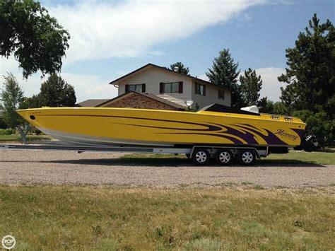 Used Boat Parts Colorado by 1984 Mirage 36 Brighton Colorado Boats