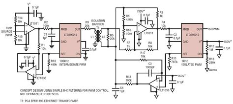 Isolated Pwm Controller Circuit Collection