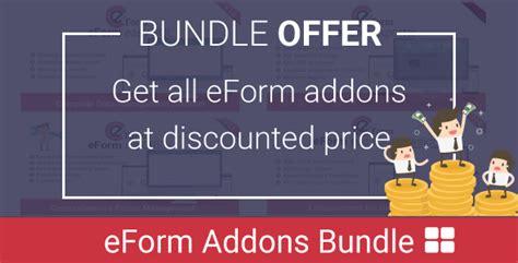 Eform Form Builder by Add On Bundle For Eform Form Builder